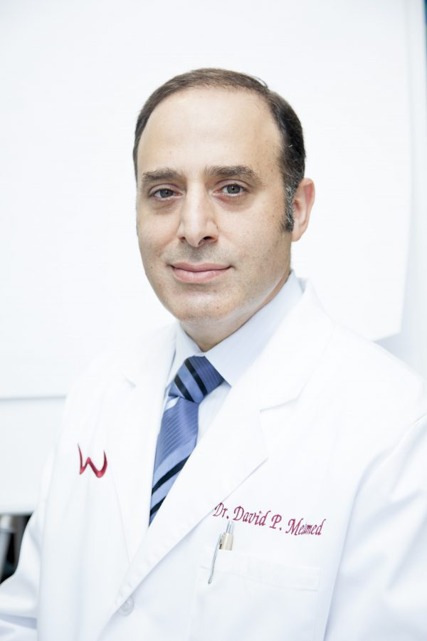 Dr. David Melamed of West LA Hair Restoration
