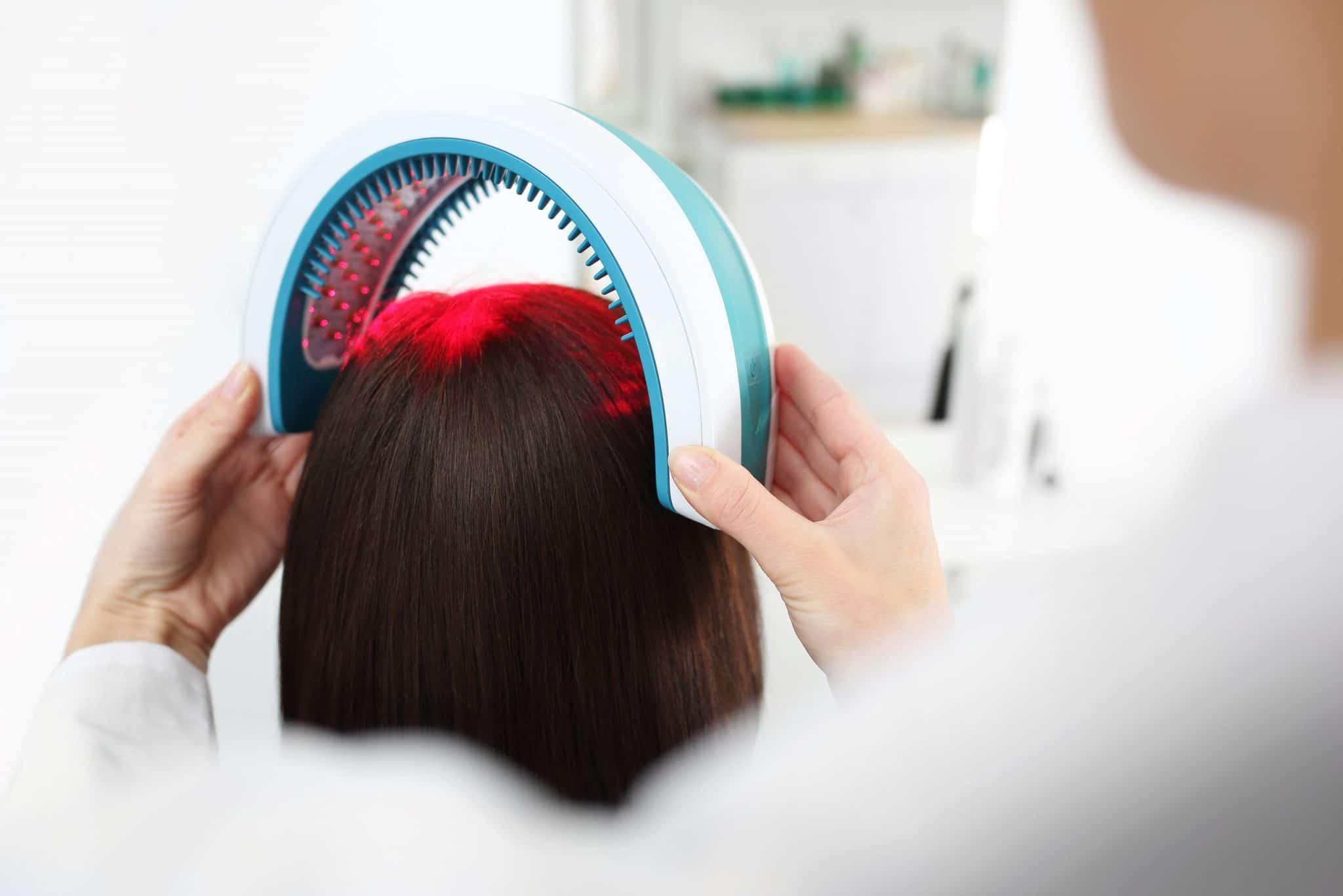 Laser Hair Therapy Cap